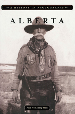 cover alberta history in photographs